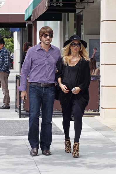 Rachel Zoe is in labour!