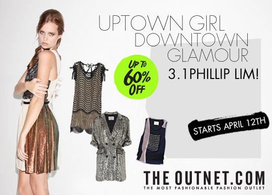 Up to 60% off 3.1 Phillip Lim!