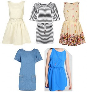 5 Spring dresses under £50
