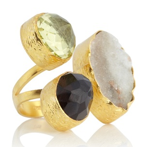 Friday must-have: Aamaya by Priyanka FTBC exclusive ring