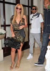 Beyonce Isabel Marant dress