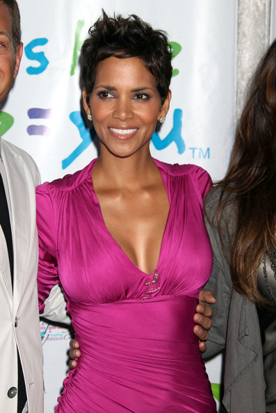 Beauty look of the week: Halle Berry