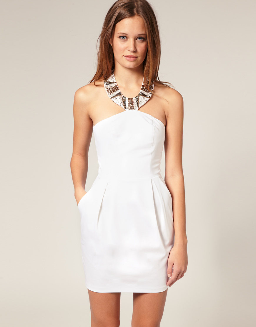 Lunchtime buy: ASOS embellished tulip dress