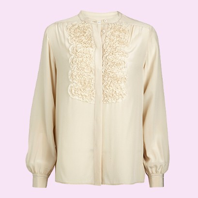 Whistles re-issue Kate Middleton's engagement blouse