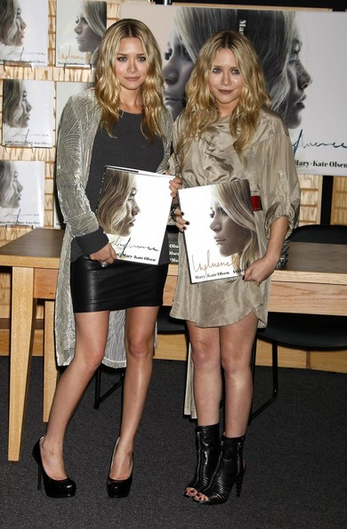 Get free fashion advice from the Olsen twins