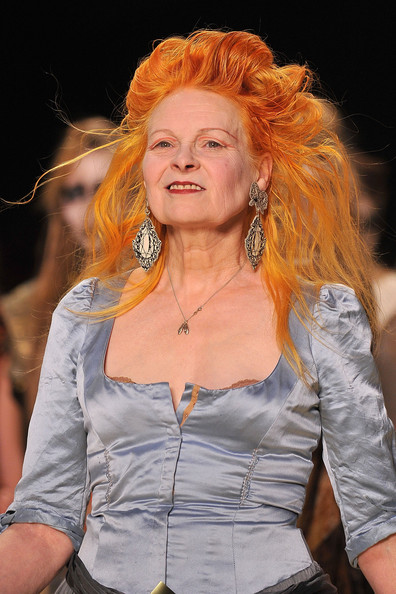 Vivienne Westwood thinks New Yorkers are stuck up
