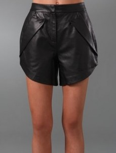 Alex Wang shorts