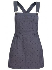 Boutique by Jaeger Dungaree Dress