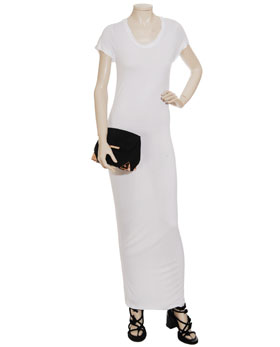 Deal of the day: Browns Focus long jersey T-shirt dress