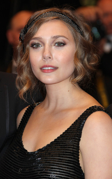 Beauty look of the week: Elizabeth Olsen