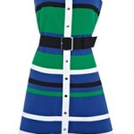 Cool colour blocking pieces to make a splash in this summer