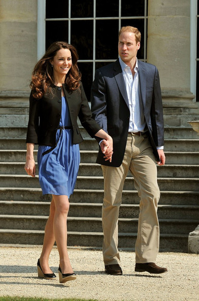 Kate Middleton wears £49.99 ZARA dress the day after the royal ...