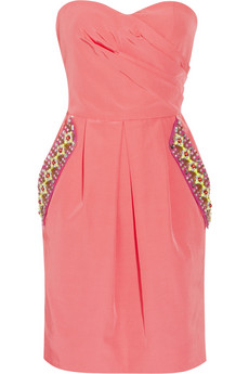 Lunchtime buy: Matthew Williamson Valencia embellished dress