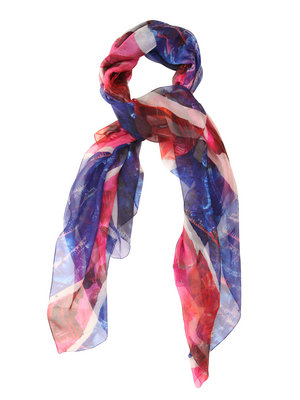 Love or Hate: Alexander McQueen God Save the Queen scarf