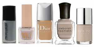 Neutral Nail colours