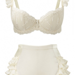 Bridal lingerie you'll both love