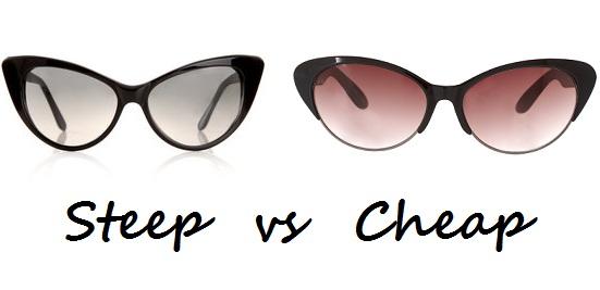 cat eyes 2011. Steep vs Cheap: Cat eye