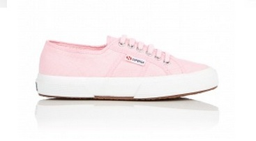 Love or Hate: Superga pink classic pumps