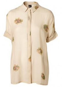 Topshop Boutique blouse