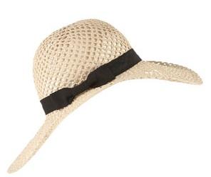 Topshop Crochet Hat