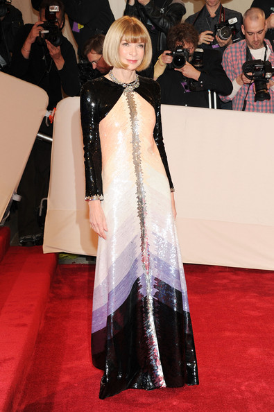 Anna Wintour wore Chanel to the Met Ball, but should she have worn McQueen?