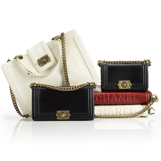 Check out the new androgynous Chanel bags for autumn