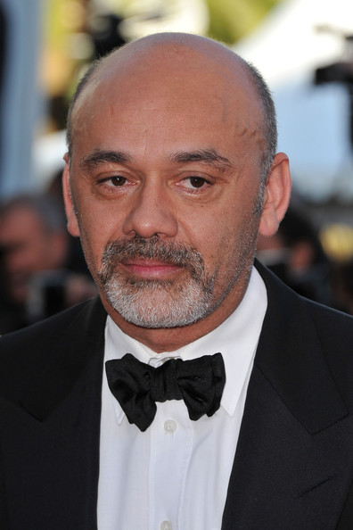 According to YSL, Christian Louboutin didn't invent his trademarked red sole