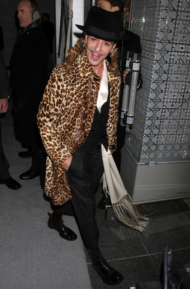 John Galliano fires his lawyer just weeks before his pre-trial hearings