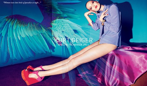 Kurt Geiger is making shoes for Lipsy