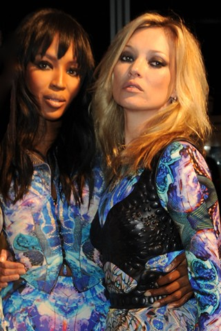 Naomi Campbell says Kate Moss won't party any less just because she's married