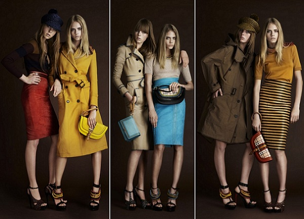 Resort round-up: Burberry, Stella McCartney and Mulberry