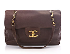 Lunchtime buy: Chanel Vintage weekender bag
