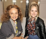DVF and Emily