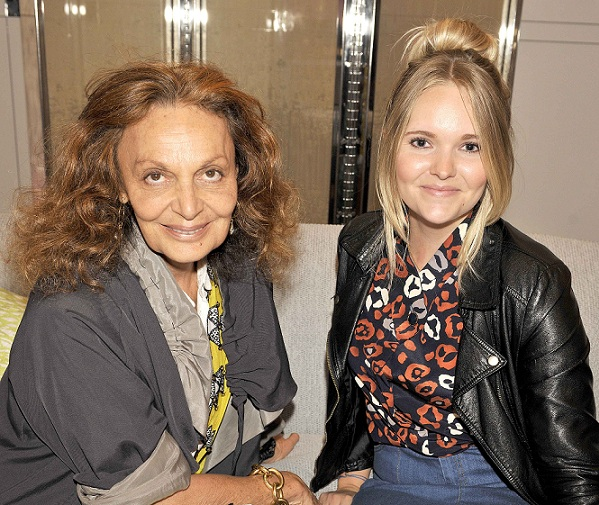 Five minutes with Diane Von Furstenberg