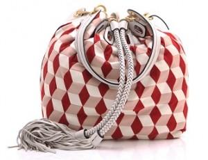 DVF penny bag