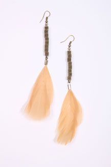 Deal of the day: Navajo feather earrings