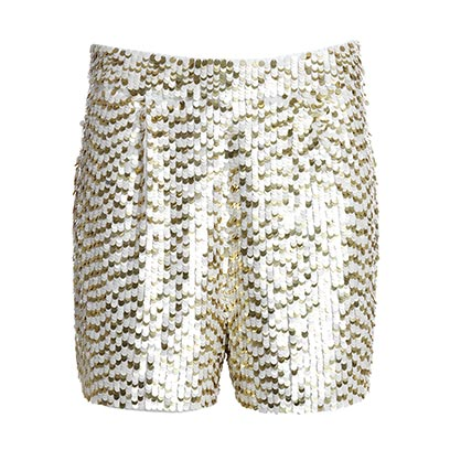 Deal of the day: Reiss disco sequin shorts