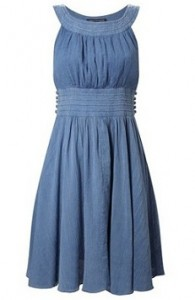 FC Denim dress