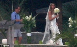 Gisele wedding
