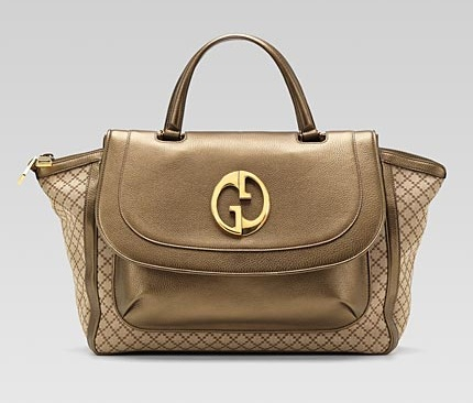 Love or Hate: Gucci 1973 top handle bag