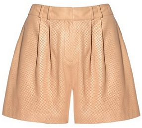 Jaeger perforated shorts