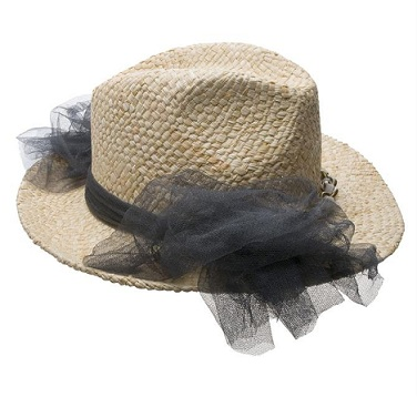 Love or Hate: Lanvin straw and tulle fedora
