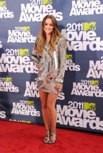 Leighton Meester MTV