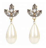 Mawi pearl earrings
