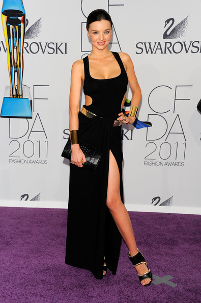 CFDA Awards 2011: best dressed