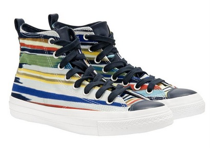 Love or Hate: Missoni for Converse marbled Chuck Taylors