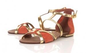 TOpshop Frey Sandals