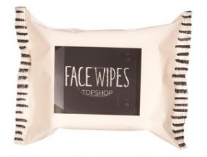 Topshop Facewipes