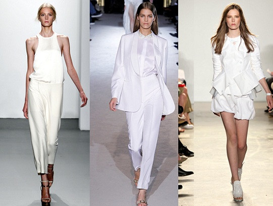 How to get summer whites right
