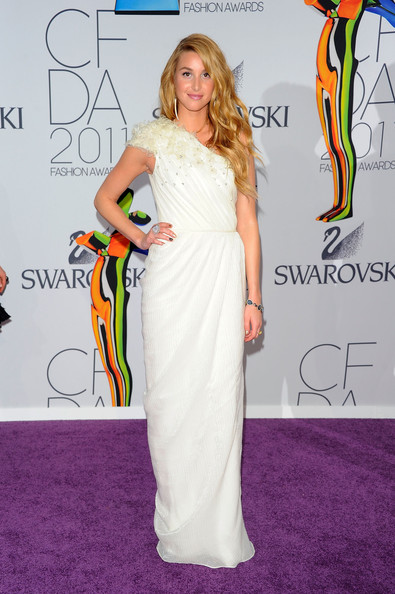 Whitney POrt CFDA Awards 2011: best dressed